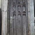 Door Wooden Old 013