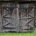 Door Wooden Old 016