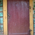 Door Wooden Old 002