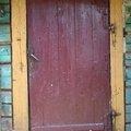 Door Wooden Old 002