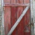 Door Wooden Old 003