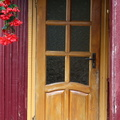Door Wooden Old 005