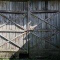 Door Wooden Old 006