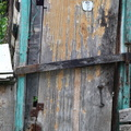 Door Wooden Old 009