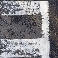 Road Asphalt Marking 027