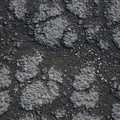 Road Asphalt Damaged 024