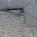 Road Asphalt Damaged 022