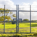 Fence Metal Gate 002