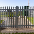 Fence Metal Gate 005