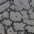Road Asphalt Damaged 033