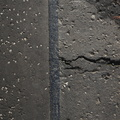 Road Asphalt Damaged 037