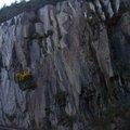 Rock Cliff 007