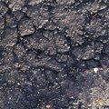 Road Asphalt Damaged 042