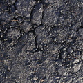 Road Asphalt Damaged 043