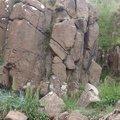 Rock Cliff 075